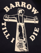 BARROW TILL I DIE T-SHIRT (Black)